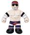 brawlin buddies zach ryder plush figure