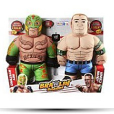 Exclusive Wwe Brawlin Buddies 2 Pack