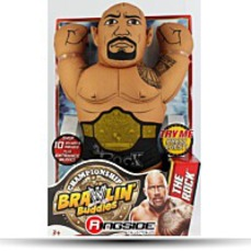 Save Rock Wwe Championship Brawlin Buddies