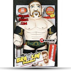 Sheamus Wwe Brawlin Buddies Toy Action