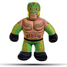 Save Wwe Brawlin Buddies Rey Mysterio Plush