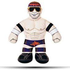 Buy Now Wwe Brawlin Buddies Zach Ryder Plush