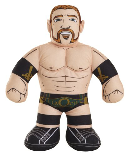Wwe Brawlin Buddies Sheamus Plush Figure