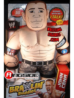 John Cena Wwe Brawlin Buddies Toy Action